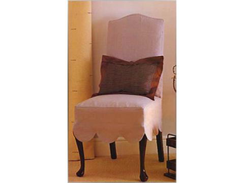 Как самостоятельно сшить чехол на стул