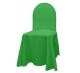 Универсальный чехол на стул цвет зеленый