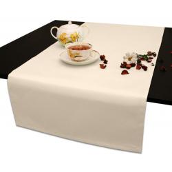 Дорожки на стол 120х45 см. ткань Ричард цвет шампань