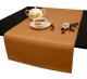 Дорожки на стол 120х45 см. ткань Ричард цвет золотой