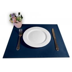 Подтарельник 45х35 см. Ричард гладь цвет синий
