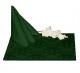 Салфетки 45х45 см ткань Ричард 1589 (цветы) цвет зеленый
