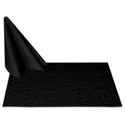 Салфетки 45х45 см ткань Ричард 1812 (тонкий вензель) цвет черный