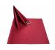 Салфетки 45х45 см ткань Ричард 1812 (тонкий вензель) цвет бордовый