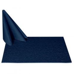 Салфетки 45х45 см ткань Ричард 1812 (тонкий вензель) цвет синий