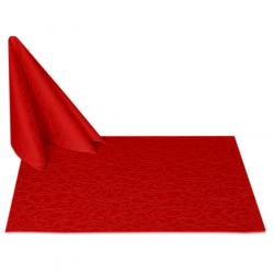 Салфетки 45х45 см ткань Ричард 1812 (тонкий вензель) цвет красный