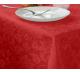Скатерть квадратная ткань Ричард 1589 (цветы) цвет красный