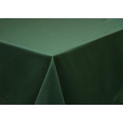 Скатерть 180х140 ткань Турция цвет зеленый